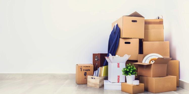 Information sur les déménagements en 2019