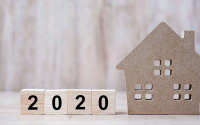 Immobilier en 2020 : les principaux changements